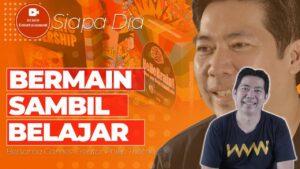 Read more about the article Bermain Sambil Belajar | Siapa Dia